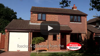 Fascias, Soffits and Guttering installation