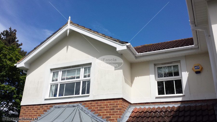 Bargeboards Bargeboard Fitters Upvc The Fascia Division Guildford