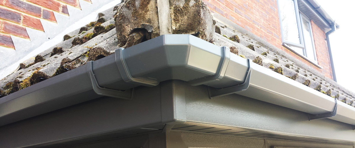 Replacement Guttering Installers Upvc Seamless The