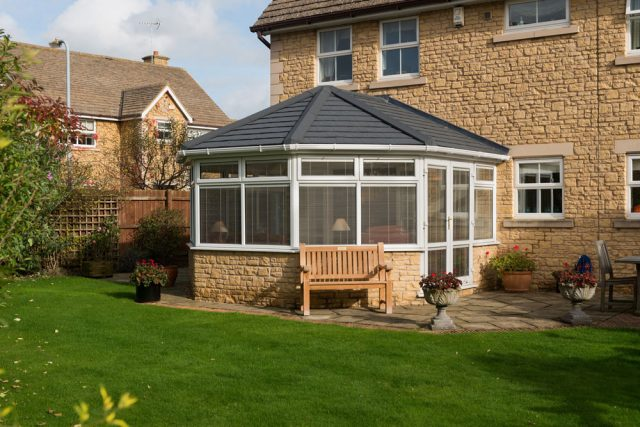 Equinox Tiled Roof Conservatories The Fascia Division Guildford