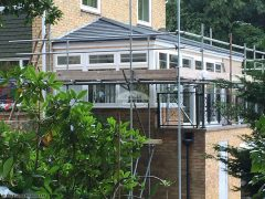 Conservatory roof replacement with Equinox system, Woking