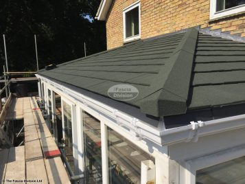 Convert conservatory roof to tiles with Equinox system, Woking