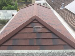 Equinox conservatory warm roof system