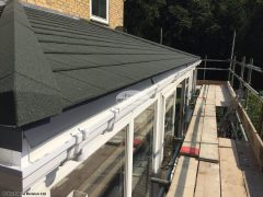 Equinox solid conservatory roof system in Woking