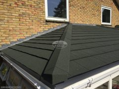 Equinox solid conservatory roof in Woking