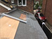 Equinox warm roof construction
