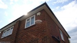Fascia Soffit Guttering Full Replacement White Guildford