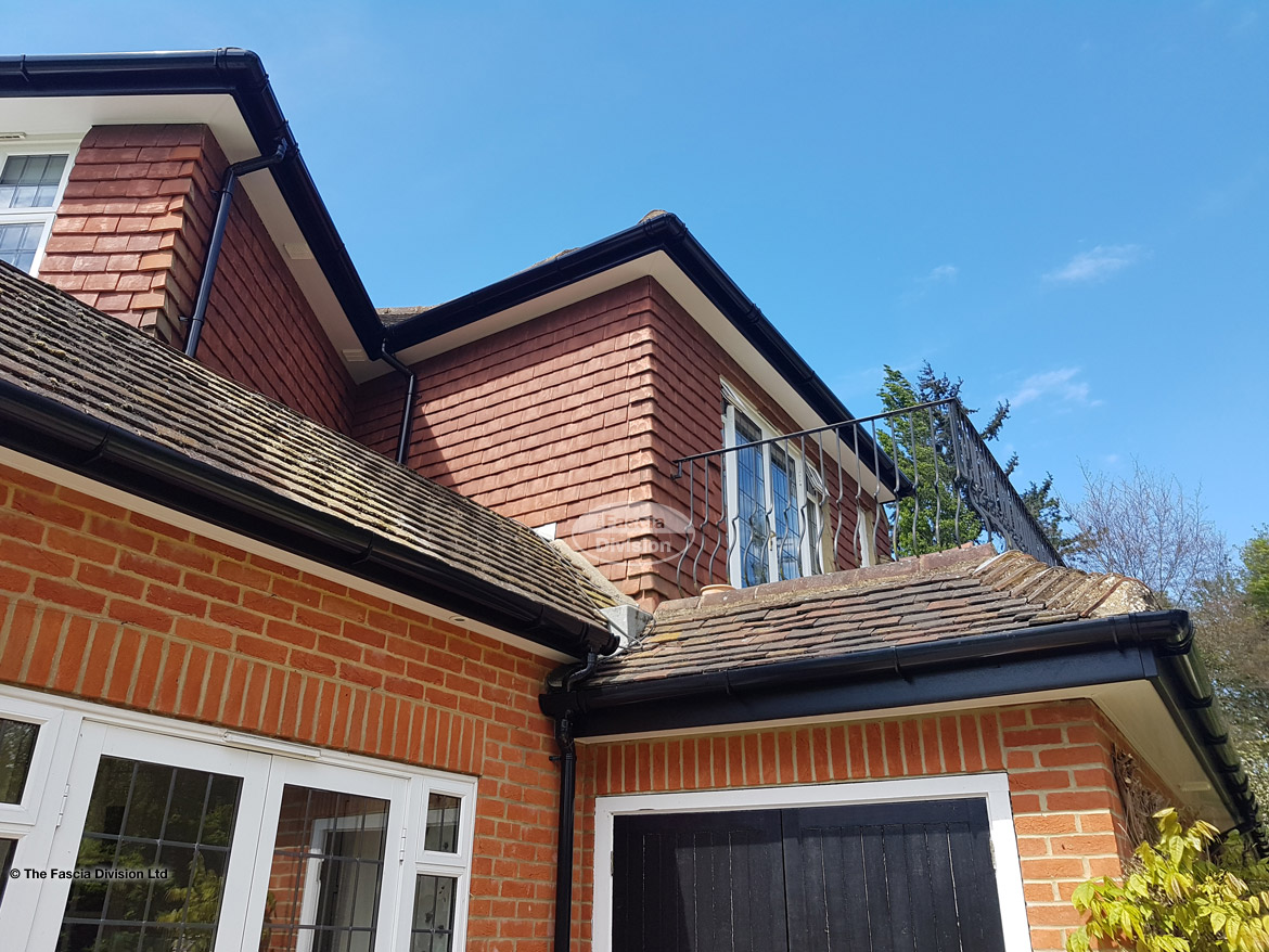 Fascias Soffits And Guttering Replacement Woking