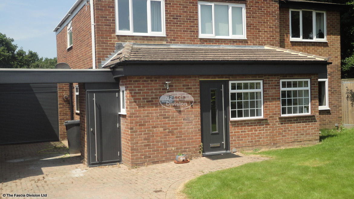 Fascias Fascia Fascia Installers Guildford The