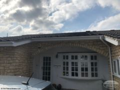 Gutter and fascia installation in Shalford