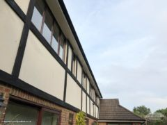 new UPVC soffits and guttering in Walton On Thames
